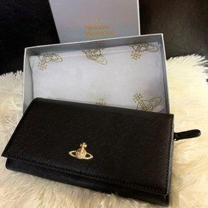 Vivienne Westwood snap wallet